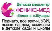 Баннер Феникс-Мед